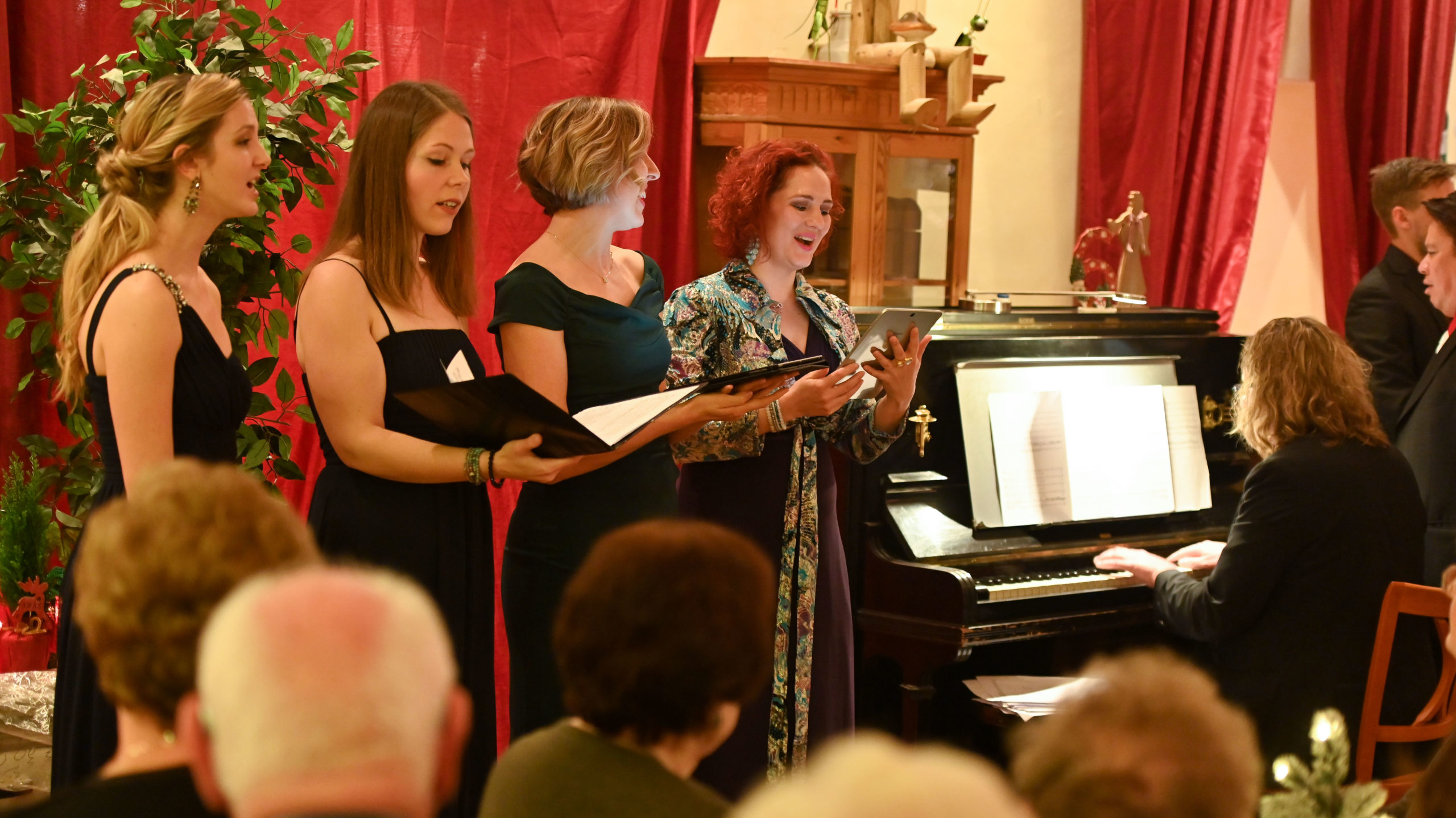 Opera et Cetera Weihnachten im Weingut Kopp