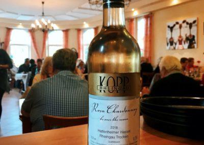 Rosa Chardonnay Be over the moon_Weigut Kopp